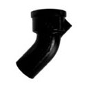 Pipe Fitting Eight Bend Cast Iron Revit