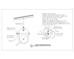 Pipe Hanger Detail .dwg