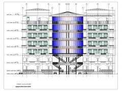 Residence Building 2D Elevation .dwg_3