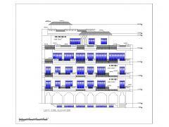Residence Building 2D Elevation .dwg_9