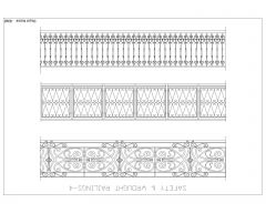 Safety & Wrought Railings .dwg-4