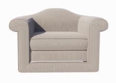 Grey sofa revit family
