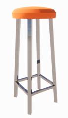 Rectangle frame stool revit family