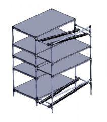 Shelf-1 Solidworks Model