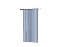 Tende singole blu (320) skp