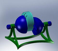 Schiebekupplungsmodell