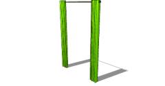 小さな緑のカーテン(300)skp