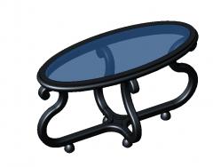 Small table revit family