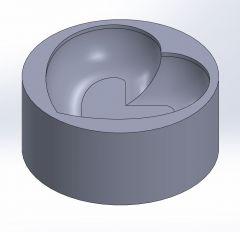 Soap mold A.SLDPRT file
