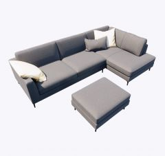 Graues Sofa Revit Modell