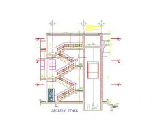 Stair Section dwg.
