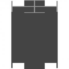 Steel column-T2 revit family