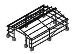 Complete Structural Warehouse Design