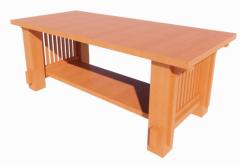 Деревянный столик для кофе revit family