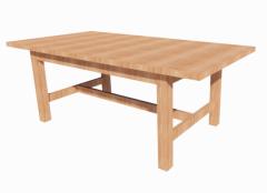 テーブル-ダイニングrevitファミリ
