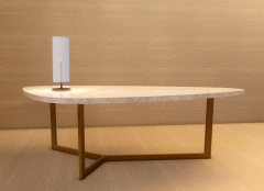 Table Lamp with glass cylinder shade revit family