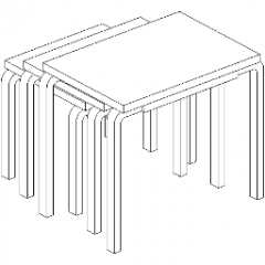 Table Stack Revit