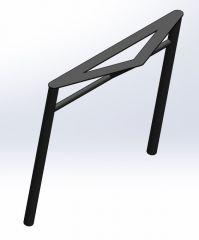 Table leg B.SLDPRT file