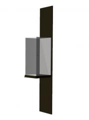 Lámpara cilíndrica de mesa skp