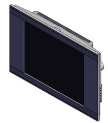 Television-8 solidworks
