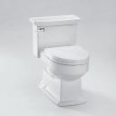 Toilet Elongated Contemporary Revit