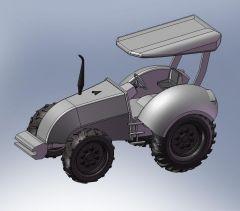 Traktor-Sldasm-Modell