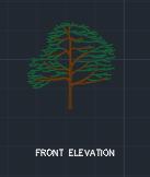 ランドスケープ5_1dwg図面のツリー