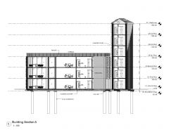 UK Multistoried House Design Section.dwg _1