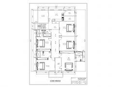 US Smart House mit Holzkonstruktion .dwg-3