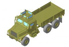 MTVR-Cargo Truck 12978 Revit Family