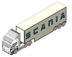 Scania Revit Family