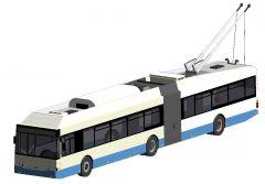 Trolleybus Revit Family