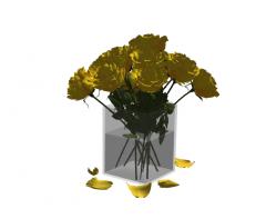 ヴィッキー花瓶-073 SKP
