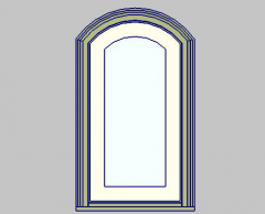 Window Casement Segment Revit