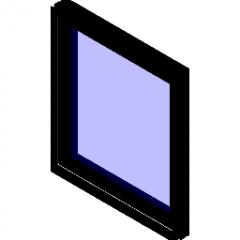 Window Fixed Revit