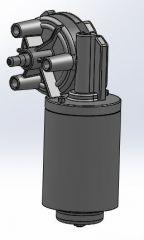 Файл Solidworks мотора стеклоочистителя