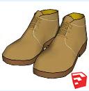 Обувь рабочая скп