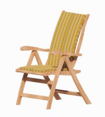 Adjustable garden chair revit model