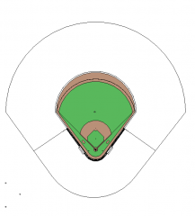 2d baseball_field revit model