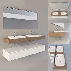 Bathroom set max model