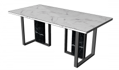 Marble table sketchup
