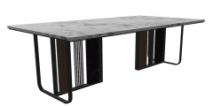 Marble kitchen table sketchup