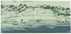 Boat Village dwg drawing
