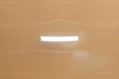 Bow series LED light - face based  revit family
