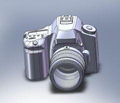 Canon Kamera Sldasm Modell