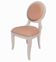 Pink chair revit family