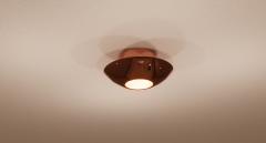 Copper ceiling light revit family