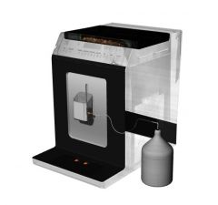 modern designed coffee machine 3d model .3dm format