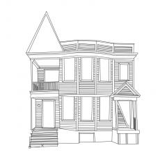 Detroit's House