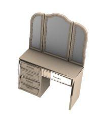 modern aesthetic dresser table 3d model .3dm format
